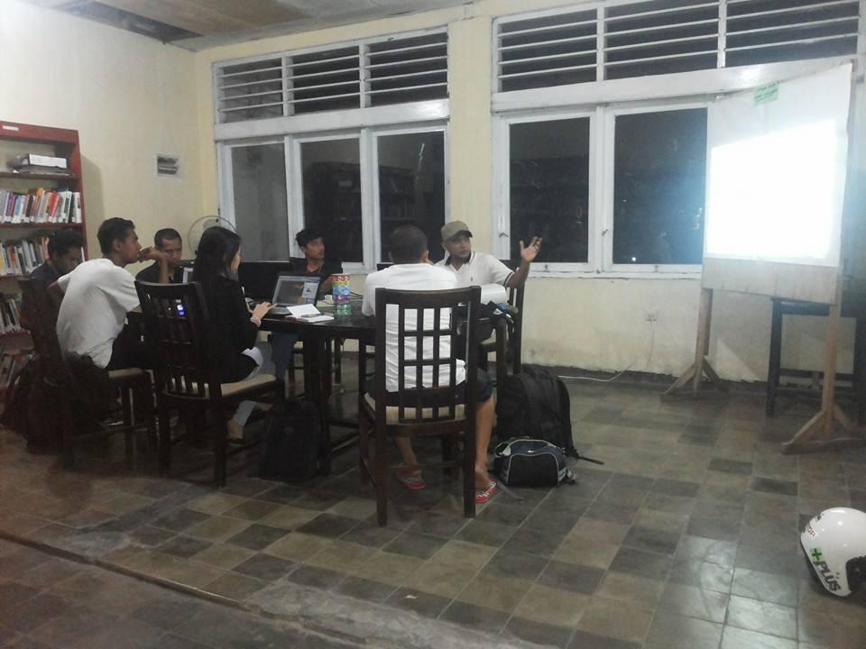 Kelas fotografi angkatan 3, 2014